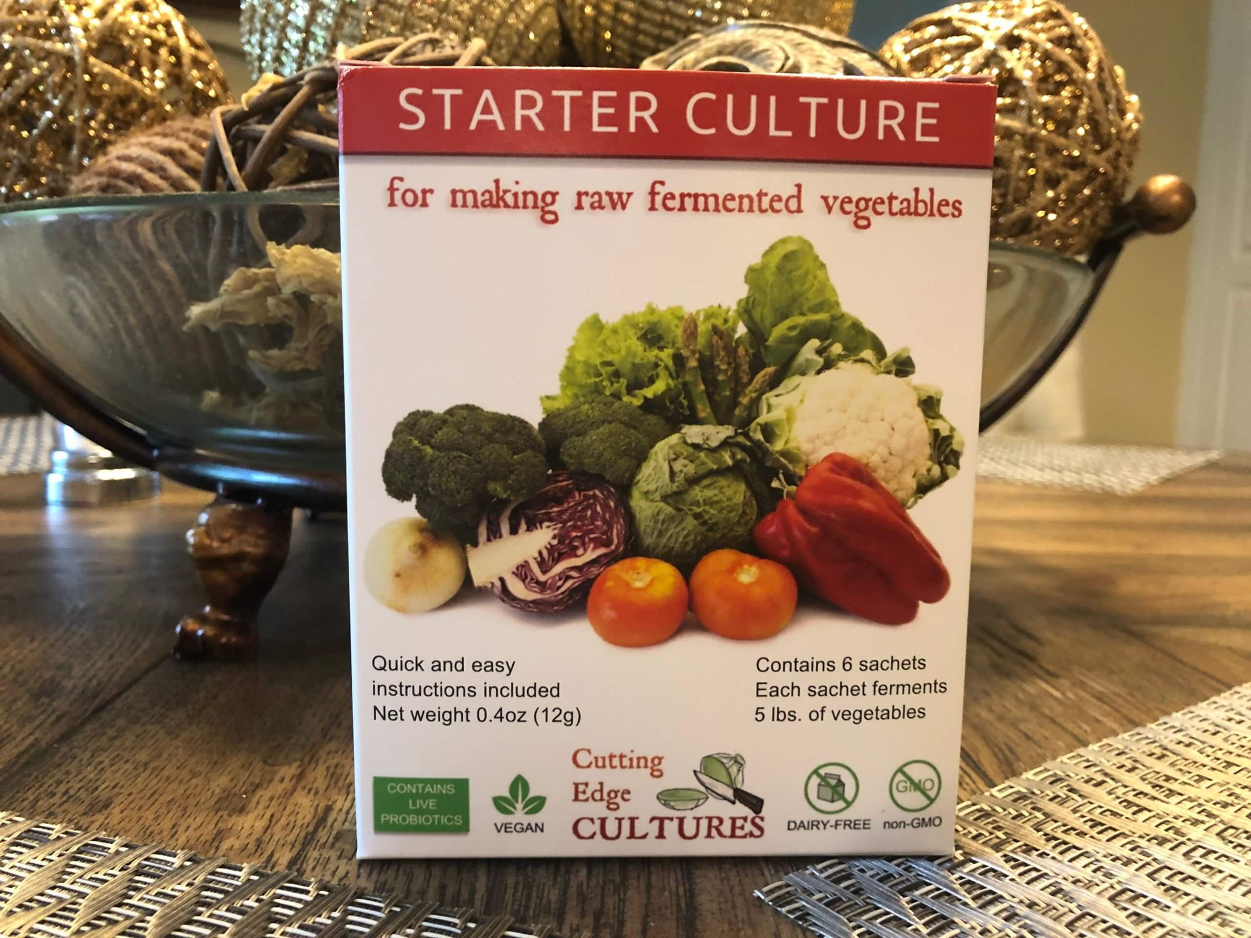 Are you squeamish about fermentation?